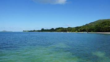 Seychellerna öar foto