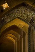 vakil moské, shiraz, iran foto