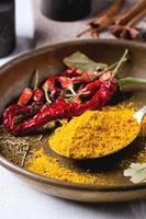 blandning av kryddor