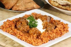 lamm curry foto