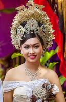 balines bröllop foto