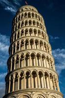 pisa, la torre pendente foto