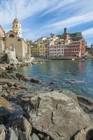 vernazza, italien foto