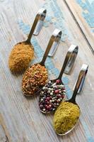 blanda kryddor