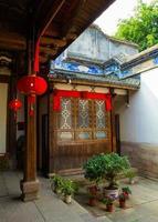 porslin tempel foto