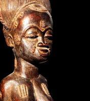 afrikansk gudinna foto