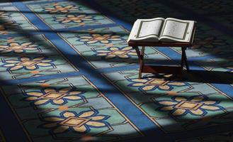 Koranen i moskén