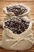 kaffebönor foto