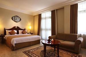 lyxigt hotellrum foto