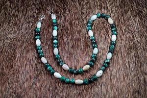 handgjorda smycken foto