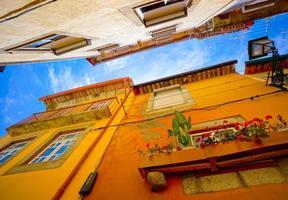 porto, portugal gamla stad foto