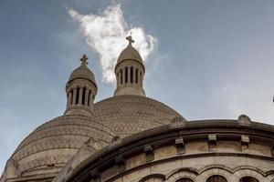 basilica sacre coeur foto