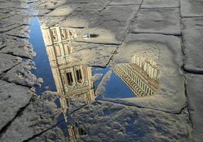 underbart florentinskt intryck foto