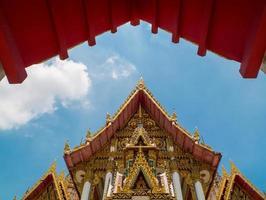 gyllene tempel