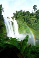 Tad Yuang vattenfall foto