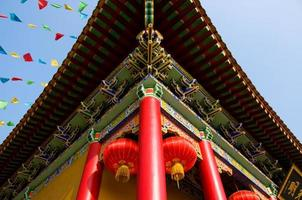 jin tai si tempel foto
