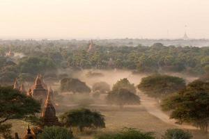 tempel i bagan, myanmar
