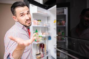 när du inte har någon aning om vad du ska äta. foto