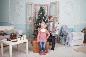 julstämning foto