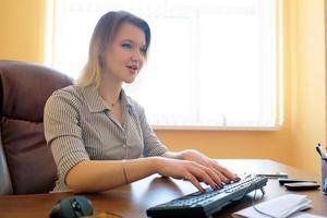 sekreterare foto