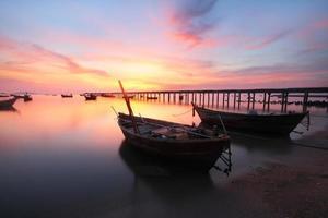 bang Pra Beach foto