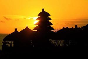 thanalot tempel foto