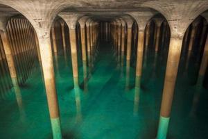 vatten reservoar