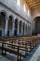 katedralen i Viterbo. lazio. Italien.