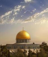 al aqsa-moskén, Jerusalem foto