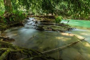 Chet Sao Noi vattenfall nationalpark