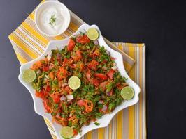 sallad med grönsaker foto