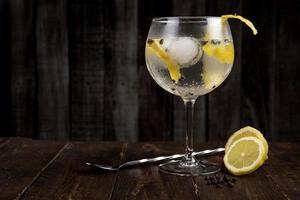 cocktail på bordet