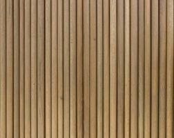 naturlig brun ton bambu