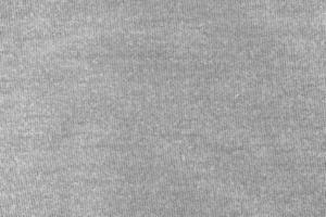 närbild av grått tyg