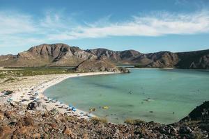 playa balandra beach i la paz, mexico