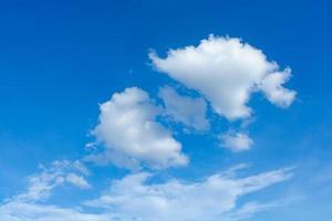 cirrus och cumulusmoln
