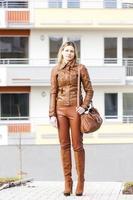 kvinna foto