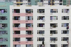 hong kong lägenheter foto