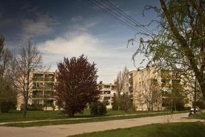 bostadsområde foto