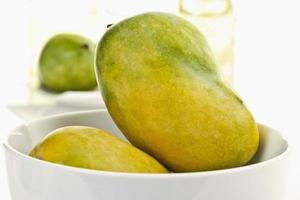 mango (mangifera indica) aus pakistan