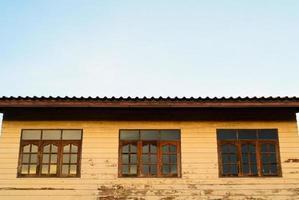 gammalt hus foto