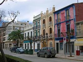 resa till Spanien foto