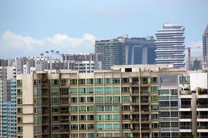 bostadslösningar i singapore foto