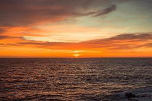 den spanska horisonten foto