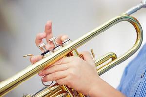 lilla trompetisten foto