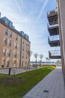 nya byggnader leipziger strasse foto