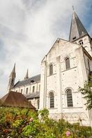 saint-georges de boscherville abbey foto
