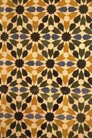 dekorativa keramiska plattor