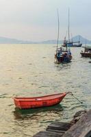 liten båt foto