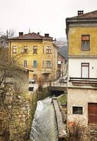 Travnik. Bosnien och Hercegovina foto